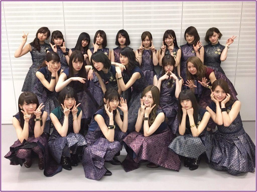 乃木坂46「インフルエンサー」 動画 Mステ 3月17日 テレ朝