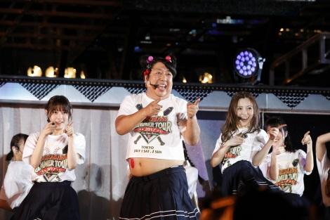 乃木坂46 真夏の全国ツアー2017にヒム子が登場! 7/2