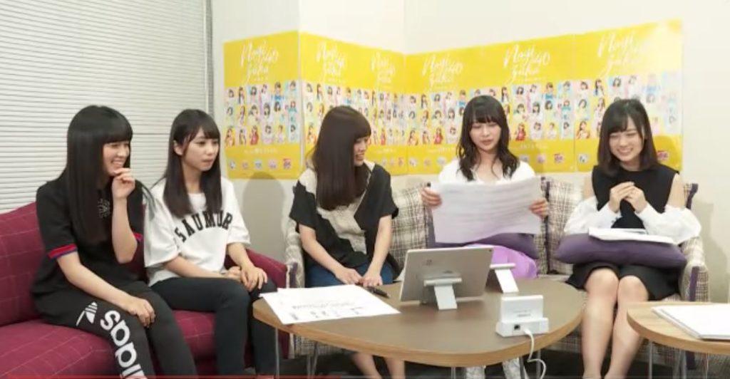 乃木坂46 「逃げ水」発売記念SP! 【SHOWROOM】