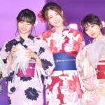 『ガルアワ 2019 S/S』に乃木坂46メンバーが登場!浴衣をチェック!