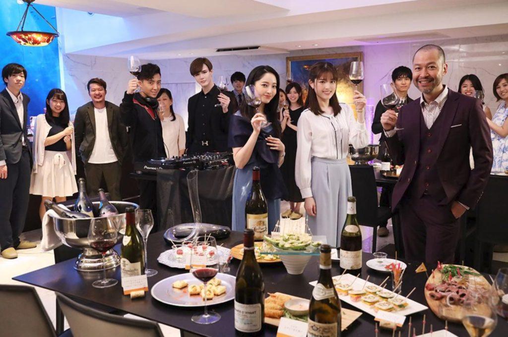 松村沙友理が初主演する映画『東京ワイン会ピープル』の内容紹介!