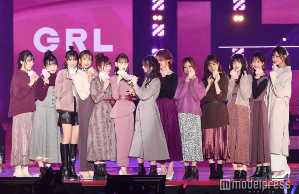 GirlsAward 2019 AWに乃木坂46が14名出演!ランウェイの様子とファッションをご紹介②
