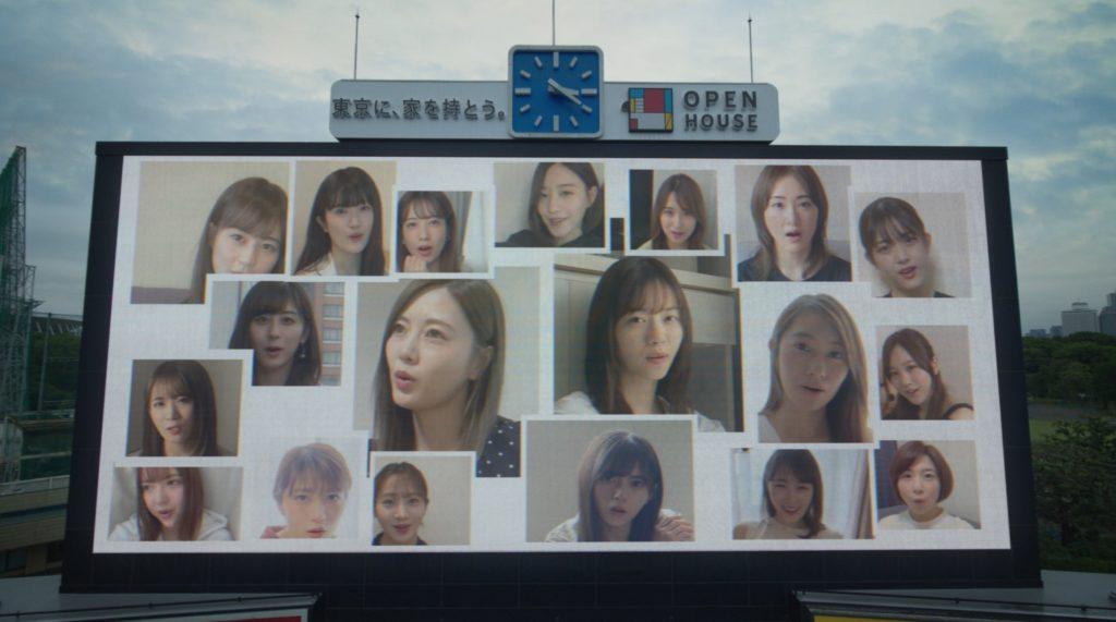 乃木坂46と卒業したメンバーが送る『世界中の隣人よ』!泣けると話題のMVとは?